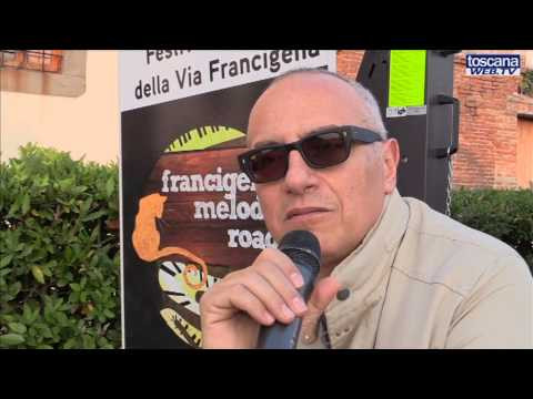 Preview video Francigena Melody Road: Danilo Rea