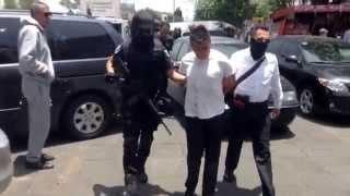 preview picture of video 'PRESUNTOS POLICÍAS ESTATALES SECUESTRADORES'