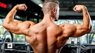 Full Back & Biceps Workout + Q&A | Mike Hildebrandt by Bodybuilding.com