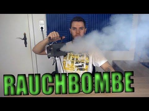 Besser als eine RAUCHBOMBE! - Nebelmaschine im Test