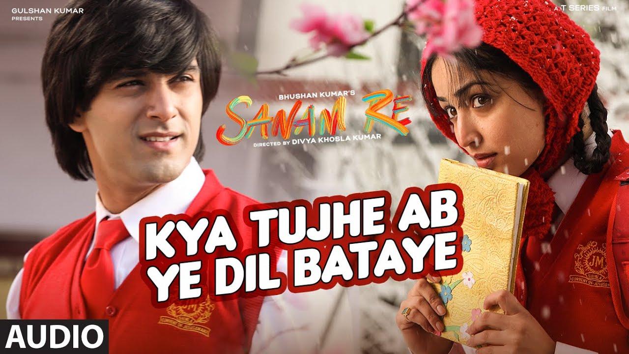 Kya Tujhe Ab Ye Dil Bataye Lyrics Hindi English Translation