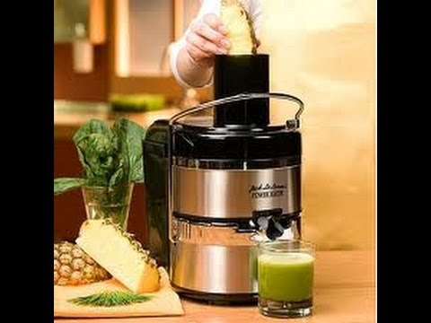 How to juice using Jack LaLanne Power Juicer Pro   Juicing for Health   STAYING HEALHTY