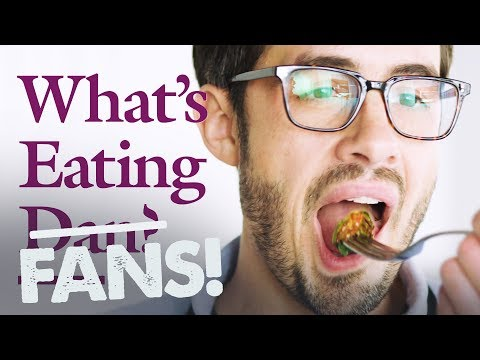 What's Eating Fans? Dan Responds | Brussels Sprouts | What's Eating Dan?