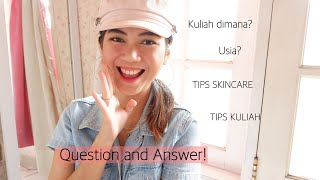 BEAUTY TIPS & TIPS KULIAH || Question and Answer (1) Video thumbnail