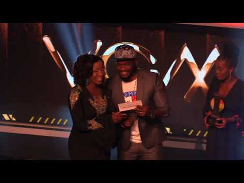 Tee Phlow wins Record of the Year Award