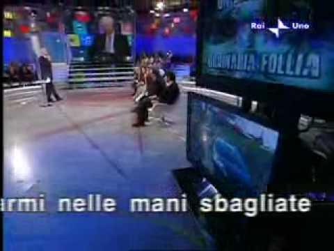 Intervento del Segretario Nazionale ANFP - Enzo Marco Letizia - La Vita in diretta Armi 3/3