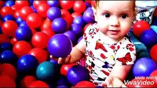 Весело Катаемся на Горке Детская Площадка Развлечения для детей Fun Ride on the Hill Playground