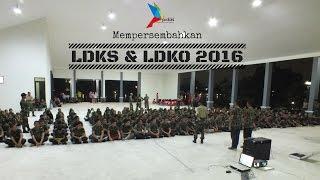Latihan Dasar Kepemimpinan Siswa dan Latihan Dasar Kepemimpinan OSIS 2016