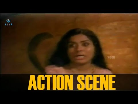 Vidhubala Action Scene ||  Abhinayam