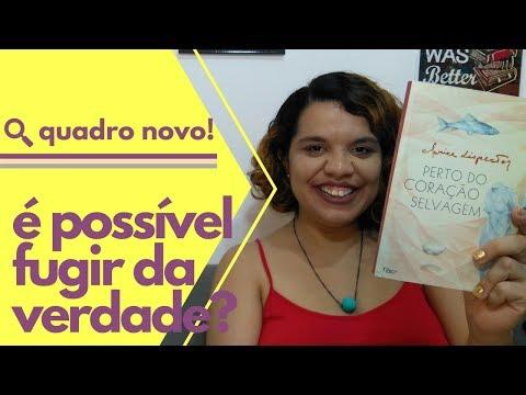 DESPINDO ESTÓRIAS DE... CLARICE LISPECTOR (PERTO DO CORAÇÃO SELVAGEM #1) | Despindo Estórias