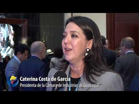 Entrevista a Caterina Costa de García -  Reunión Anual BID 2019