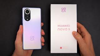 Huawei Nova 9 Unboxing & Review