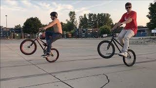 Ultimate Wheelie Contest BMX