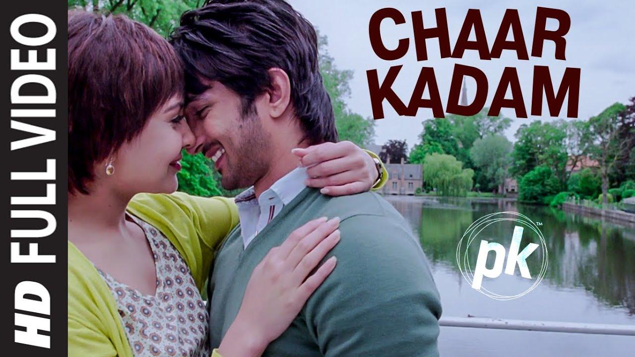 Chaar Kadam' FULL Song | PK | Sushant Singh Rajput | Anushka Sharma | T-series - SHAAN, SHREYA GHOSHAL Lyrics in hindi