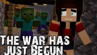 ♪ The War Has Just Begun - Minecraft Original Song - LindeeLink ♪