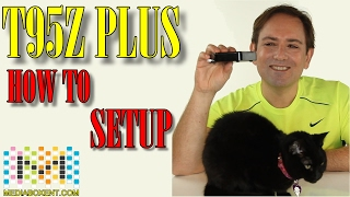 💡 T95Z PLUS How to Setup and Config - Android 6.0 TV  AKASOS