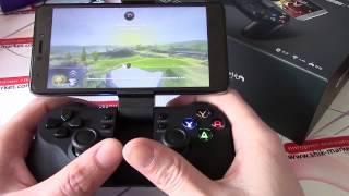 Джойстик (геймпад) с держателем Gamesir T1s - для любого устройства