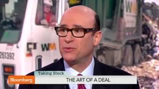 Brad Jacobs on Bloomberg TV