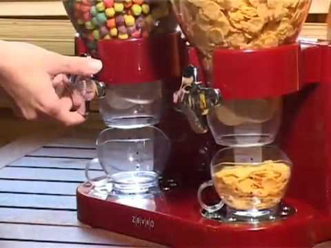 JULIANA - Dispensador de Cereales ZEVRO