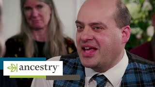 """Ancestry Helps Jonty Find His """"Dead"""" Great-Grandfather 