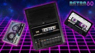 Retro80 15 ☎️ Der Kassettenrekorder