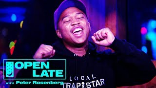 Open Late with Peter Rosenberg - Shiggy, Lil Rel and Chad Ochocinco Join Open Late
