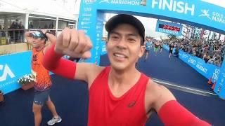 Gold coast marathon : 2019 Asics half marathon [Full]