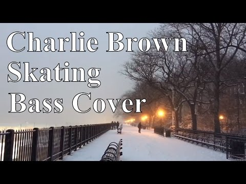 Skating by Vince Guaraldi Bass Cover