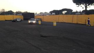preview picture of video 'denny auto palaghiaccio marino drifting car'