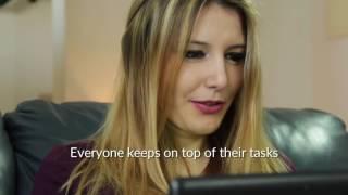 Vidéo de HyperOffice Collaboration