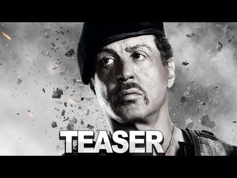The Expendables 2 (Trailer Preview)