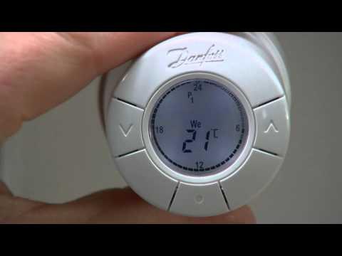 Установка термоголовки Living Eco