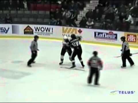 Nikita Kolesnikovs vs. Julien Leduc