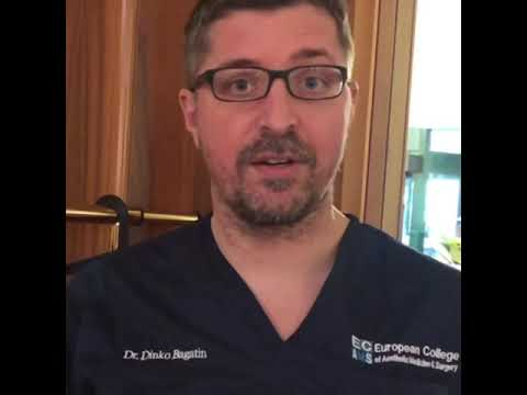 Advanced liposuction, body contouring and fat grafting hands-on course: Testimonial by Dr. Dinko Bagatin