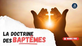 LES SIX BASES DE LA VIE EN CHRIST - 5/12