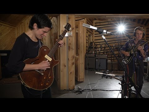 "Big Thief - ""Not"" (Live from The Bunker Studios)"