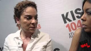 Sasha the Diva chats with Jasmine Guy - Part 3
