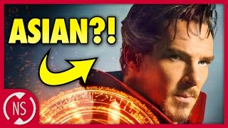 Was Marvel's DOCTOR STRANGE Supposed to be Asian?? || Comic Misconceptions || NerdSync