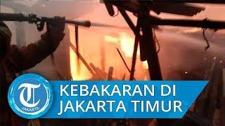 Kebakaran di Jakarta Timur Akibat Korsleting ketika Mengisi Daya Handphone