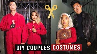 DIY Couples Halloween Costume Ideas 2019!