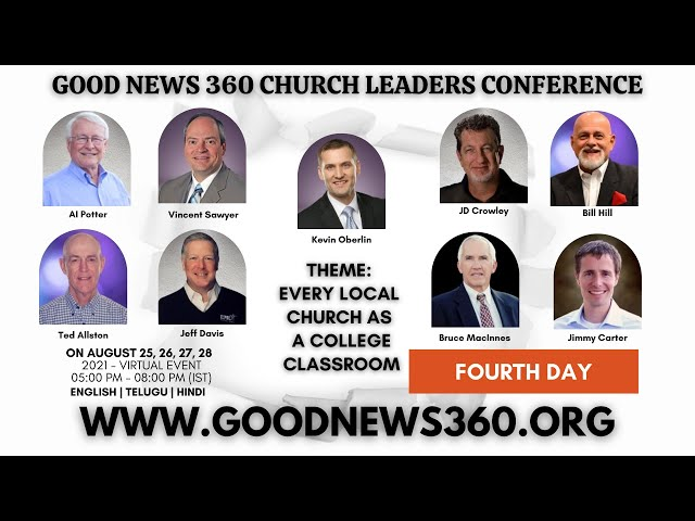 360 conference 2021 - FOURTH DAY