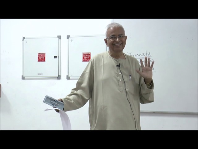 08 | Philosophical systems | VN Jha | 1 February | part 2