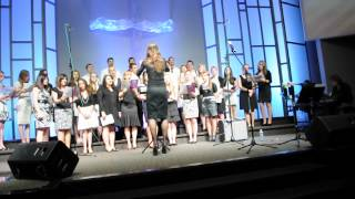 Be still and know that HE IS GOD!!! choir.