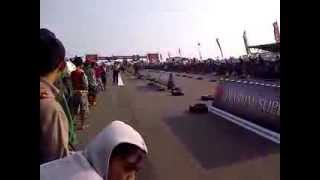 preview picture of video 'Drag bike Kejurnas Jember part 4 2013'