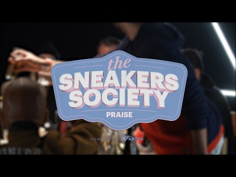 Posterframe zu The Sneakers Society IV