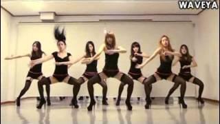 [WAVEYA] After School (애프터스쿨) - Flashback Dance Cover