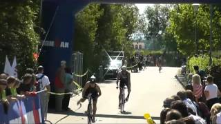 preview picture of video 'Zahnarzt Darmstadt Kristin Endres Ironman 70.3 St.Pölten 2012.mp4'