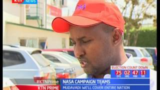 NASA unveils their campaign teams and their captains