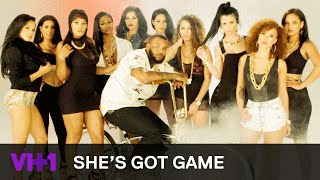 Picture of a TV show: She's Got Game
