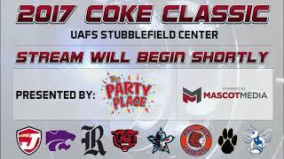 2017 Coke Classic - Game 8 - Northside vs. Little Rock Hall